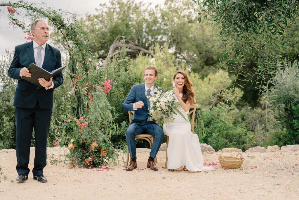 wedding at casa del mar Barcelona