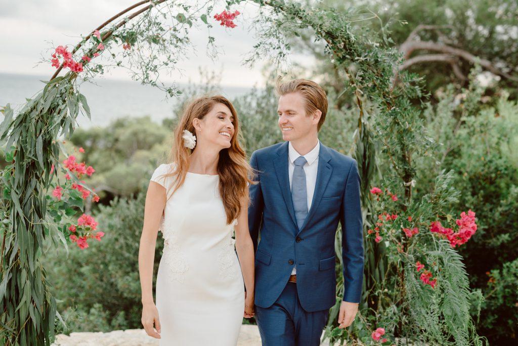 fotos de bodas en casa del mar