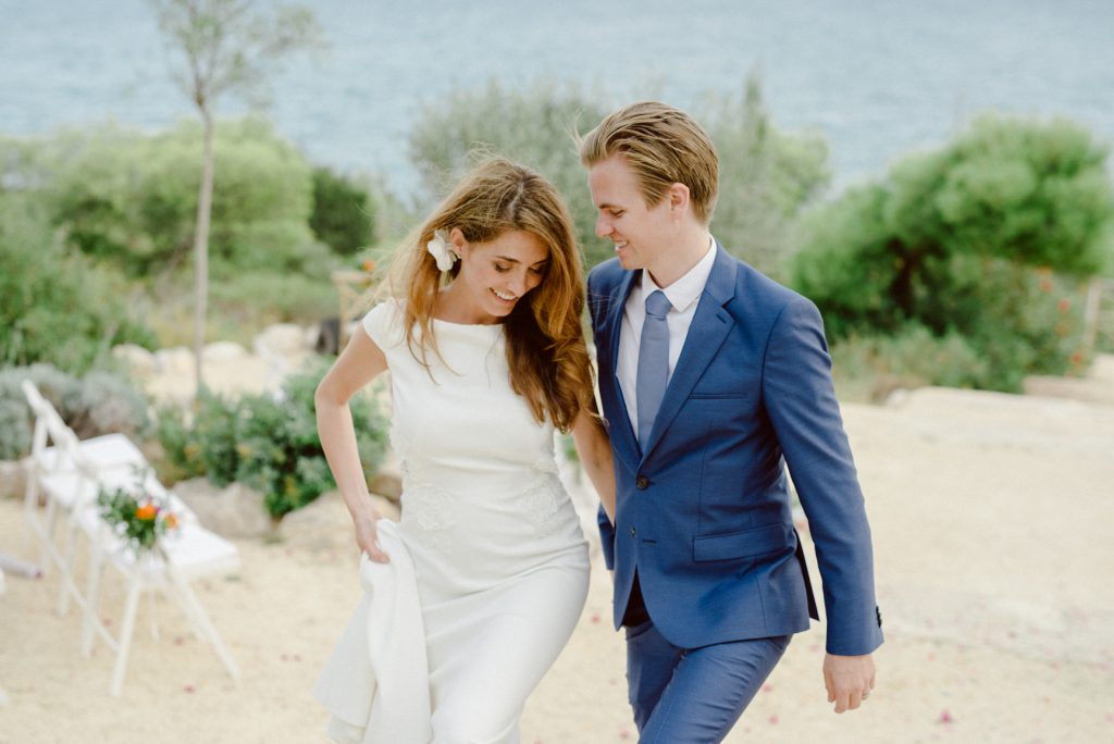 wedding at casa del mar sitges